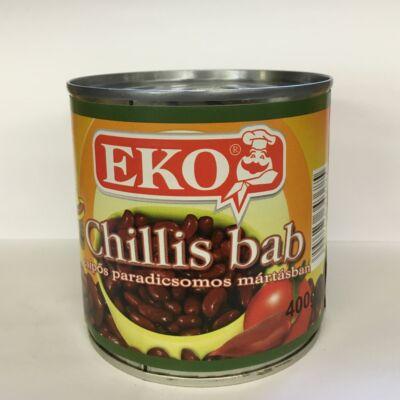 Chillis bab, csípős paradicsomos mártásban 400g