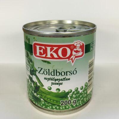 Zöldborsó osztályozatlan zsenge (tépőzáras) 200 g