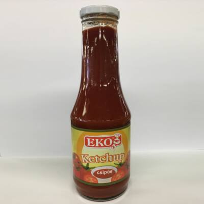 Ketchup csípős