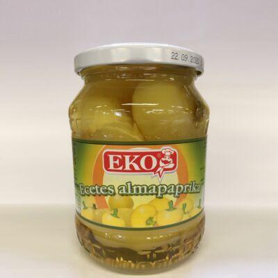Ecetes almapaprika - nem csípős